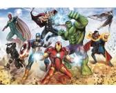 Puzzle Avengers - DĚTSKÉ PUZZLE