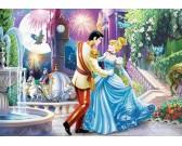 Puzzle Popelka s princem - DĚTSKÉ PUZZLE