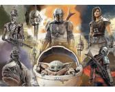 Puzzle Star Wars - DĚTSKÉ PUZZLE