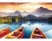 Puzzle Křišťálově čisté jezero