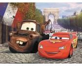 Puzzle Cars v Paříži - DĚTSKÉ PUZZLE