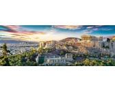 Puzzle Akropolis, Atény - PANORAMATICKÉ PUZZLE