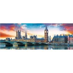 Puzzle Londýn - PANORAMATICKÉ PUZZLE