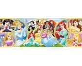 Puzzle Princezny - PANORAMATICKÉ PUZZLE