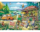 Puzzle Stánek se zeleninou