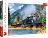 Puzzle Vlak v horách