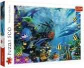 Puzzle Pod vodní hladinou