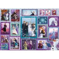 Puzzle Ledové království II