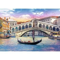 Puzzle Most Rialto, Benátky