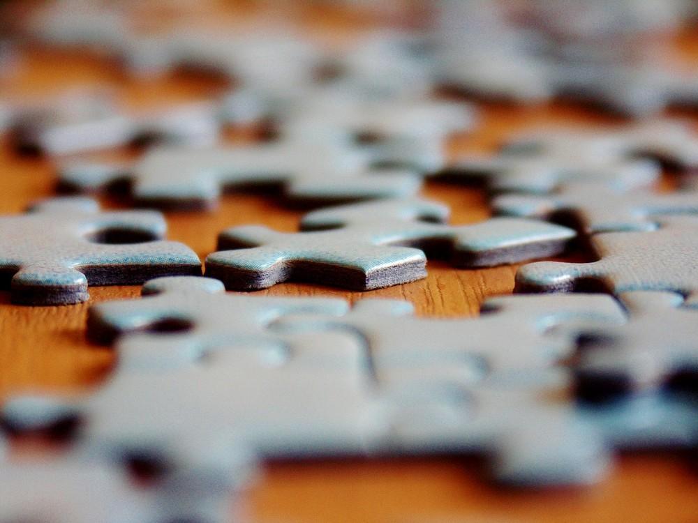 Jak skládat puzzle